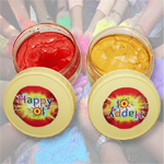 Set of 2 Holi colors- Paste