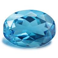 Blue Topaz - 7.50 carats