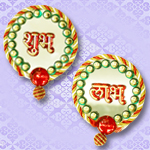 Shubh Labh - Set of 2