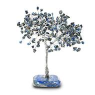 Natural Lapis Lazuli Chakra Vastu tree - Big