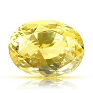 Yellow Sapphire - 5.89 carats