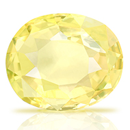 Yellow Sapphire - 3.50 carats - II