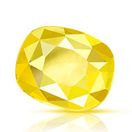 Yellow Sapphire - 2.11 carats