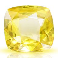 Yellow Sapphire - 6.40 carats