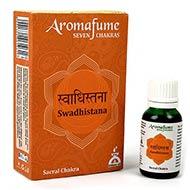 Aromafume Swadhistana Diffuser Oil-Sacral Chakra