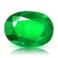 Emerald 2.95 carats Zambian