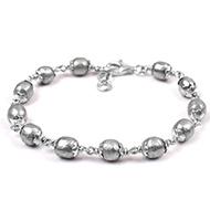 Parad Bracelet in Silver