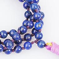 Lapis Lazuli round mala - 4mm