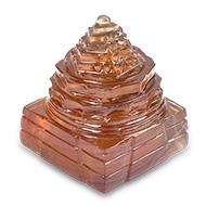 Fluorite Shree Yantra - 110 gms