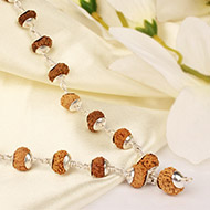 Ekadash Rudra mala - Tiny beads