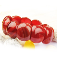 Red Carnelian Bracelet - Design XI