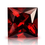 Red Garnet - Ceylon - 2 Carats