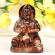 Hanuman in Gomedh - 203 gms