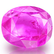 Madagascar Ruby - 4.02 carats