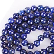 Lapis Lazuli round mala - 10mm