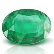 Emerald 3.30 carats Zambian