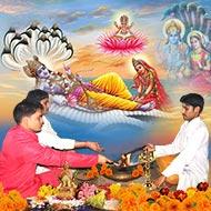 Laxmi Narayana Puja and Yajna
