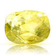 Yellow Sapphire - 3.17 carats