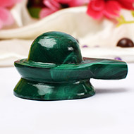 Shivlinga in Malachite - 98 gms