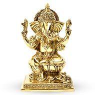 Ganesha in Brass - II