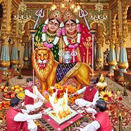 Maa Chamunda Puja and Yagna