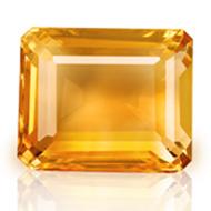 Yellow Citrine - 12.55 carats