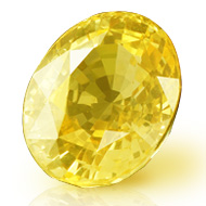 Yellow Sapphire - 24.61 carats