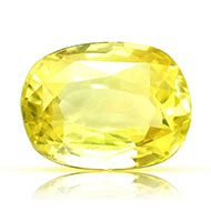 Yellow Sapphire - 5.940 carats