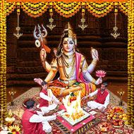Ardhnarishwar Puja