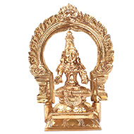 Maa Annapoorna in Bronze