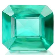 Emerald 1.47 carats Zambian - Superfine Cutting