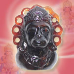 Hanuman in Gomed - 56.95 Carats