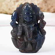 Blue Sapphire Mahalakhmi-51.90 carats