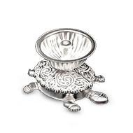 Vastu Diya in Pure Silver