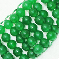 Green Agate Multi Beads Bracelet