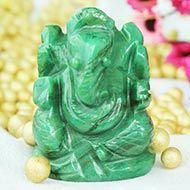 Ganesha in Budd Stone - 99 gms