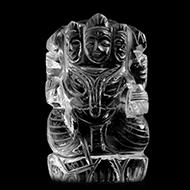 Sphatik Crystal Gayatri - 120 gms