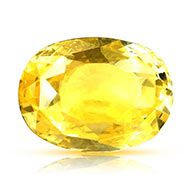 Yellow Sapphire - 6.25 carats