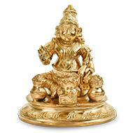 Kuber Maharaj in Bronze