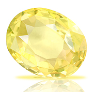 Yellow Sapphire - 6.23 carats