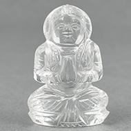 Sphatik Crystal Parvati - 45 gms
