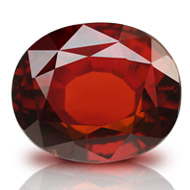 Hessonite Garnet - Gomed - 10.85 carats