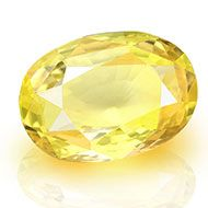 Yellow Sapphire - 5.16 carats