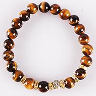 Tiger Eye Buddha Bracelet