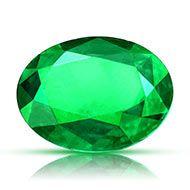 Emerald 1.65 carats Zambian