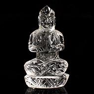 Sphatik Crystal Parvati - 27 gms