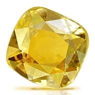 Yellow Sapphire - 6.86 carats