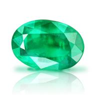 Emerald  2.82 carats Zambian