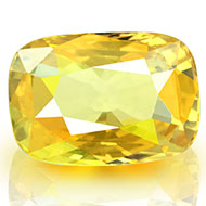 Yellow Sapphire - 4.04 carats