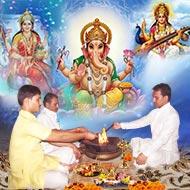 Other Laxmi Ganesh Saraswati Pujas